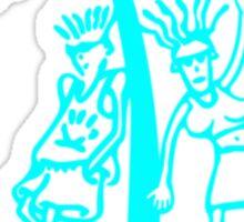 Cancun vacation geek funny nerd Sticker
