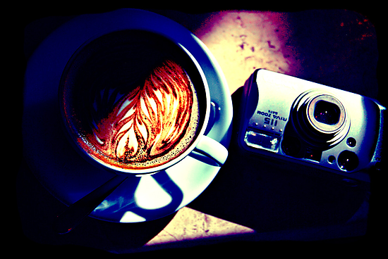 Coffee. Lomography by andreisky