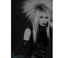 visually kei Photographic Print