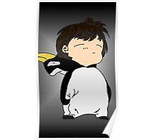 Penguin Onesie!!! Poster