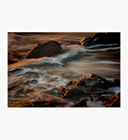 Sparkling Sea Photographic Print