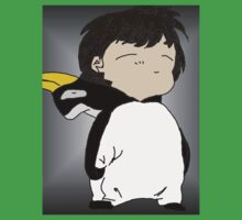 Penguin Onesie!!! One Piece - Short Sleeve
