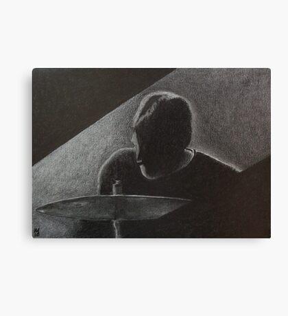 Timbale Jim Canvas Print