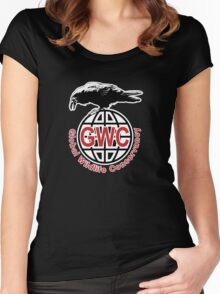 Global Wildlife Conservancy Women's Fitted Scoop T-Shirt