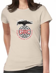Global Wildlife Conservancy Womens Fitted T-Shirt
