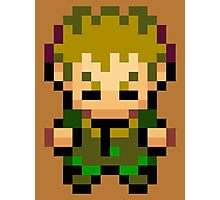 Brock Overworld Sprite Photographic Print