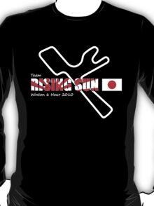 Team Rising Sun - Black Tshirt Version T-Shirt