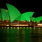 Opera in green by chasingsooz