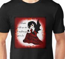 Anime Vampiress Unisex T-Shirt