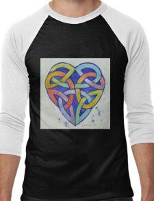 Endless Rainbow Men's Baseball ¾ T-Shirt