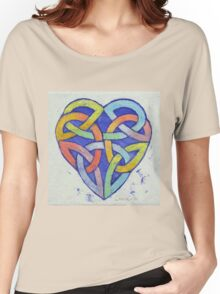 Endless Rainbow Women's Relaxed Fit T-Shirt