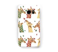 psychedelic giraffes  Samsung Galaxy Case/Skin