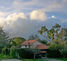 Storm sky, Berwick, Australia by johnrf