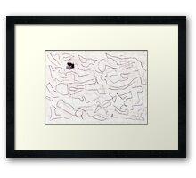 Yeltikum Framed Print