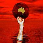 AUSTRALIAN    PRIDE ! by LESLEY BUtler