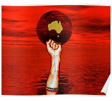 AUSTRALIAN    PRIDE ! Poster