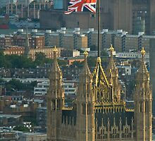 The Pride of London by Jonathon Boyd