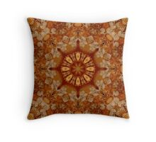 Pumpkin Guts Throw Pillow
