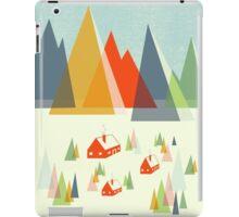 the Foothills iPad Case/Skin