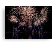Fireworks 1 Canvas Print