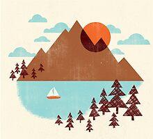 Indian Summer by Jenny Tiffany