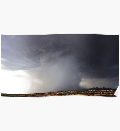 Bucket Rain Poster