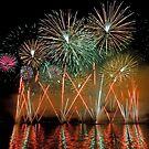 Fireworks 8 by David Freeman