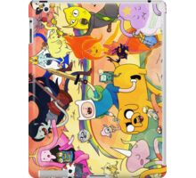 What Time Is It? iPad Case/Skin