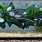 Croydon Graffiti #2 by sedge808