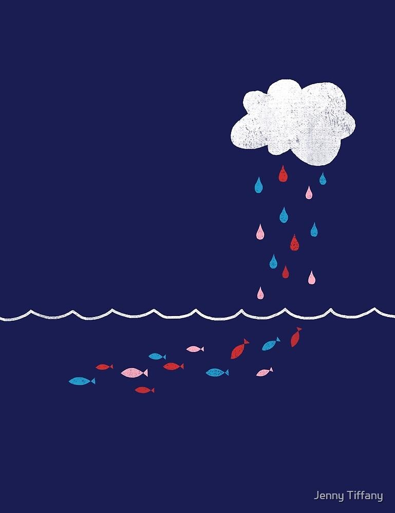 Droplets by Jenny Tiffany