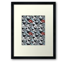 fantastic abstract pattern Framed Print