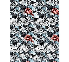 fantastic abstract pattern Photographic Print