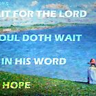 I WAIT FOR THE LORD by Matthew Scotland