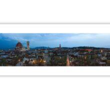 My Heart Rests in Firenze  Sticker