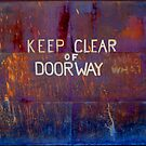 Keep Clear by sedge808