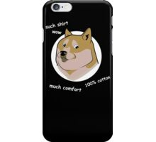 dog e Funny Humour T-Shirt & Hoodie iPhone Case/Skin