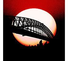 Dreams of Sydney Photographic Print