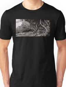 Landscape - The Forbidden Forest Unisex T-Shirt