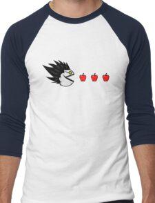 Hungry shinigami Men's Baseball ¾ T-Shirt
