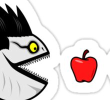 Hungry shinigami Sticker