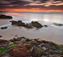 A Firey Dawn by Jason Asher
