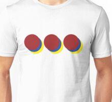 3 Dots Dark  Unisex T-Shirt
