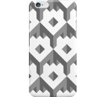 3d cube pattern - geometric design -seamless iPhone Case/Skin