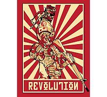 Revolution Photographic Print