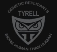 Tyrell Corporation genetic replicants by substrat