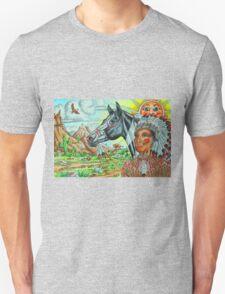 Zentangle Indian T-Shirt