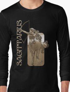 Sagittarius t-shirt Long Sleeve T-Shirt