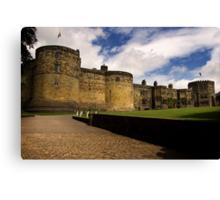 Skipton Castle Canvas Print