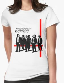 Reservoir Horrors Womens Fitted T-Shirt