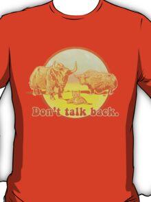 Yakittyak. T-Shirt